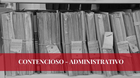 CONTENCIOSO - ADMINISTRATIVO - TEMBOURY ABOGADOS