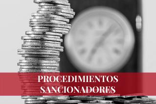 PROCEMIENTOS SANCIONADORES - TEMBOURY ABOGADOS